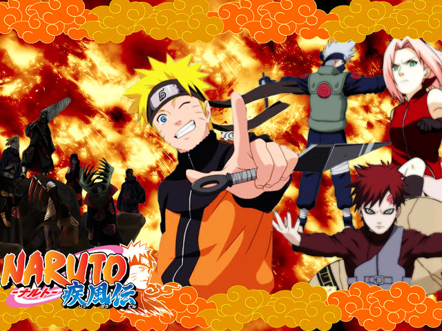 Naruto Shippuden - The Best site for your favorite anime